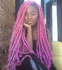 hairstyles for locs for women 40 fabulous funky ways to pull off faux locs