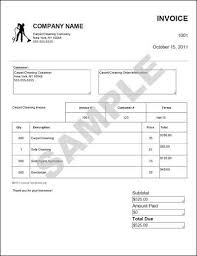 Carpet Cleaning Invoice Sle by Carpet Cleaning Invoice Template Template Billybullock Us