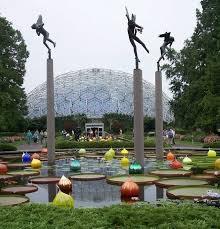St Louis Botanical Garden Hours Climatron Missouri Botanical Gardens St Louis Missouri