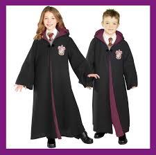 harry potter gryffindor robes halloween costumes