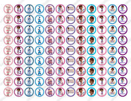 labels for party favors disney doc mcstuffins printable hershey sticker labels party
