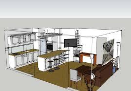photo salon cuisine ouverte supérieur plan de travail angle cuisine 10 cuisine ouverte sur