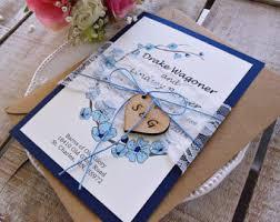 navy wedding invitations navy wedding invites etsy