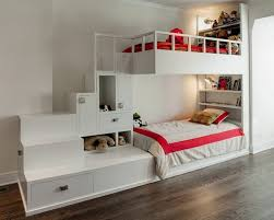 twin bunk beds with stairs eva furniture