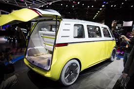 green volkswagen van why volkswagen keeps making microbus throwbacks it never intends
