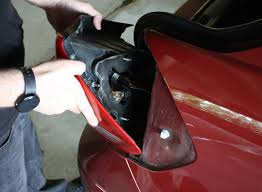 how much to fix a tail light replace the brake light bulbs on a nissan versa
