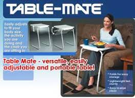 tv table as seen on tv table mate 2 for 1 as seen on tv products