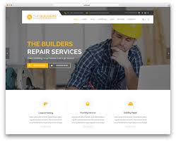 Home Care Website Design Inspiration 30 Best Construction Company Wordpress Themes 2017 Colorlib