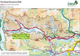 Stirling Scotland Map How To Get Here Location U0026 Directions The Great Trossachs Forest
