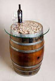 17 diy useful and smart ideas how to repurpose wine barrels wine