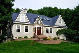 gambrel roof house interlock slate roof system metal roofing new york