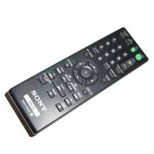 sony dvd home theater new oem rmt d187a dvd home theater audio remote control for sony