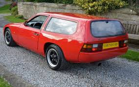 porsche gmund this ultra rare porsche 924 shooting brake is for sale
