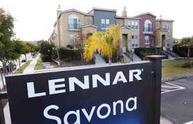 lennar homes next gen lennar buys calatlantic for 5 7b with housing sales red
