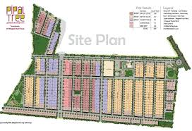 Floor Plan For 30x40 Site by Floorplan Salarpuria Sattva Pipal Tree Bangalore