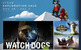 best games on steam black friday deals black friday steam sale begins with big discounts on watch dogs