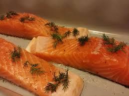 cuisiner pavé de saumon au four saumon temps de cuisson