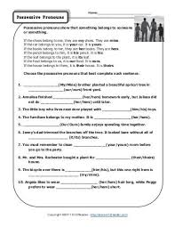 personal pronouns worksheet name omnifoo info