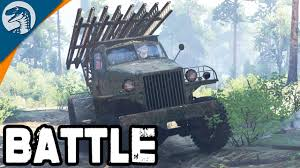 ww2 jeep front russian wwii convoy heads to the front spin tires multiplayer