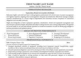 Office Manager Resume Sample by 10 Best Best Operations Manager Resume Templates U0026 Samples Images
