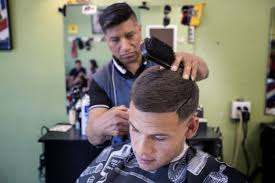 The Loons Get A Trim Before The Game Startribune Com