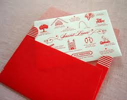 Save The Date Envelopes Save The Date Idea Layered Envelopes