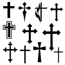 best 25 christian cross tattoos ideas on pinterest behind the