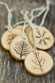 wood ornaments rainforest islands ferry