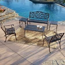77 best outdoor metal furniture ideas images on pinterest