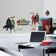 roommates 5 in x 11 5 in justice league peel and stick wall justice league peel and stick wall decal