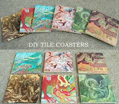 sovrin blog diy tile coasters