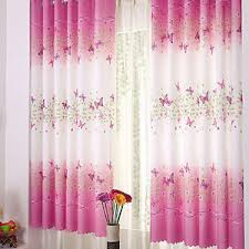 childrens bedroom curtains kids window voile curtains butterfly childrens bedroom finished