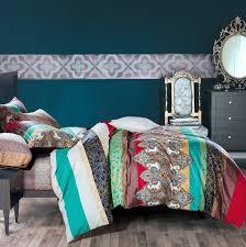 bohemian bedding and boho bedding sets beachfront decor