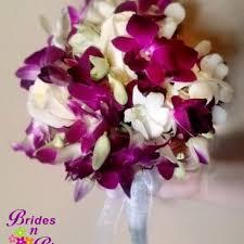 orchid bouquet wedding bouquets brides n blooms designs
