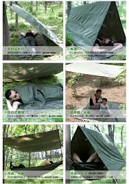 Outdoor Camping Rugs by 2 Style Multifunctional Outdoor Camping Tent Hammocks Mats Picnic