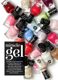 gel nails without uv light sally hansen launches miracle gel 14 day wear light free gel polish