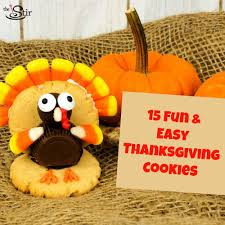 easy cookie recipes for thanksgiving recipes tips