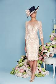 light pink chiffon lace mother of the bride dress cute dresses