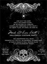 all hallow u0027s eve halloween party invitation 4x8 by bluegrasswhimsy