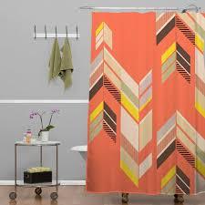 best 25 coral shower curtains ideas on pinterest shower