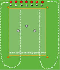 three awesome soccer practice drills