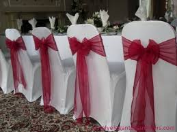 Elegant Chair Covers Add A Woww Factor To Your Wedding Event Party Corporate Events