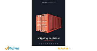 shipping container object lessons craig martin christopher