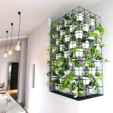 indoor wall planters living wall planters indoor living wall