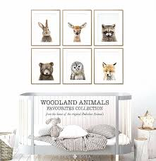 Baby Nursery Wall Decals Canada Custom Nursery Wall Decals Beautiful Crib Set Of 2 Prints