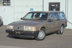 volvo station wagon 1991 volvo 740 gl station wagon super clean 1 684 00