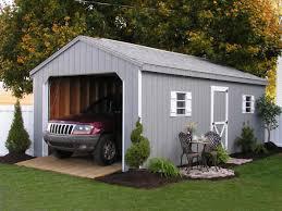 wonderful one car garages 10 single car garage plans oversized