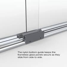 Shower Door Bottom Guide Sliding Shower Door Bottom Guide With Hook Http Sourceabl