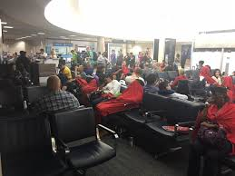 delta warns of chaos after power outage worldwide system failure