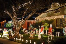 christmas decorations for outside yard christmas decorations home design